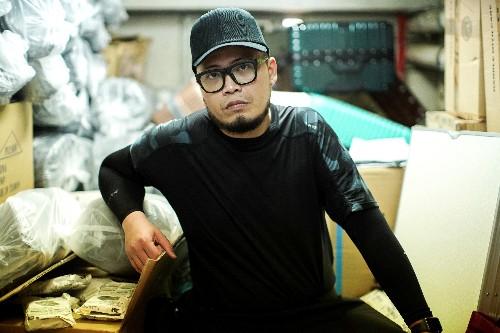Hong Kong protesters gear up at 'National Calamity Hardware Store'