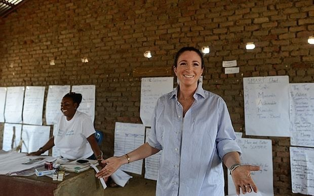 Female African entrepreneurs taught me more than Dragon's Den ever could