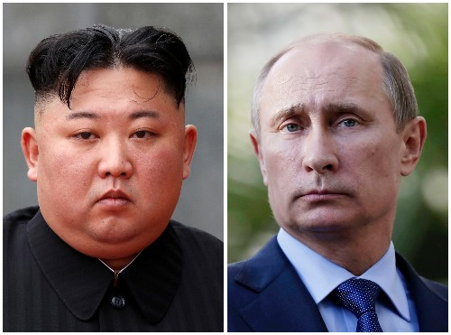 Russia's Putin, North Korea's Kim on track to meet by end of April: Kremlin