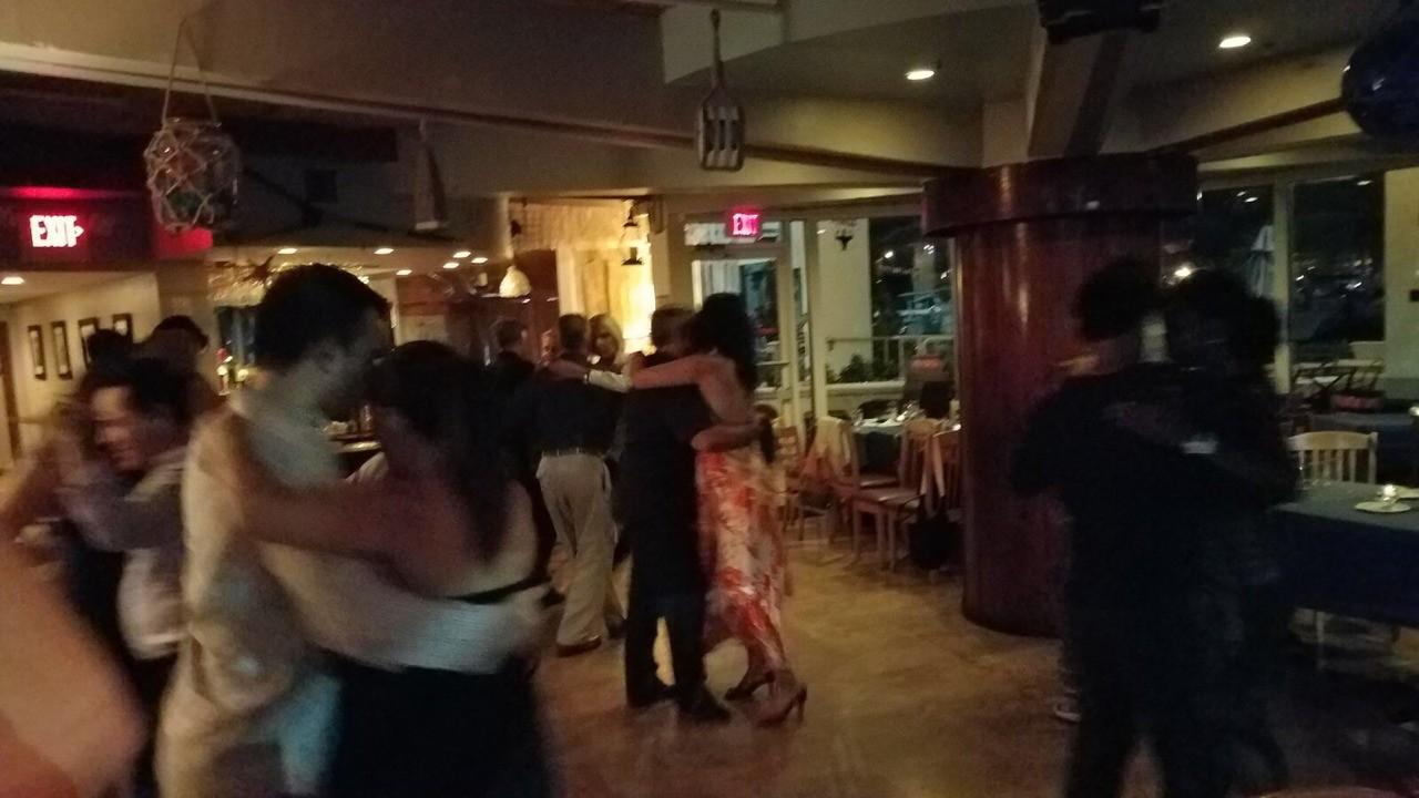 Every Wednesday @7pm Tango Classes and Milonga in Miami Beach (786)355-0882 www.diegosantanatango.com