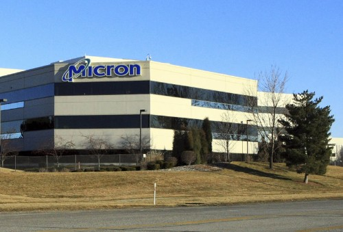 Chipmaker Micron to invest $100 million in artificial intelligence companies