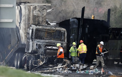 Records: Company in Colorado truck crash had brake issues