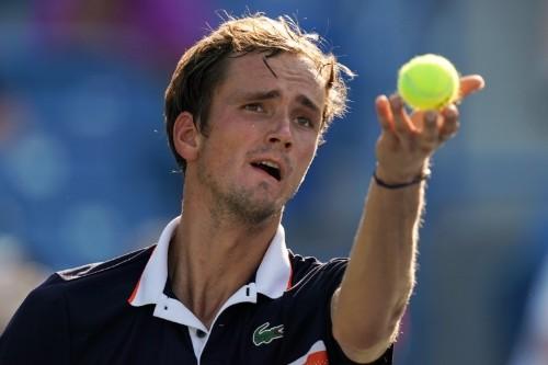 ATP roundup: Medvedev outserves Goffin to claim Cincinnati title