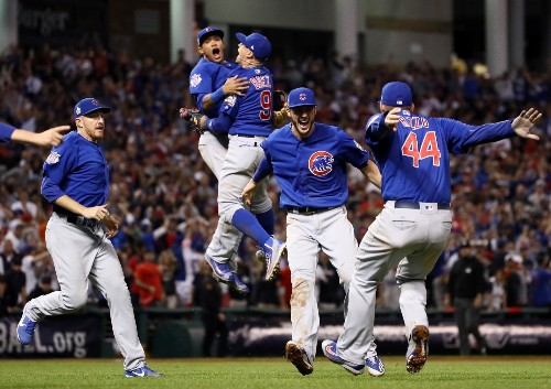 Cubs Win the World Series in a Thriller: Pictures