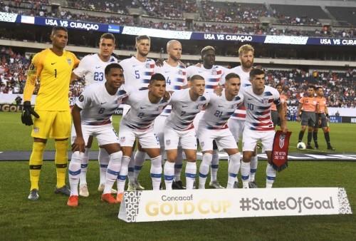 U.S. men come up short in Gold Cup final as women go global