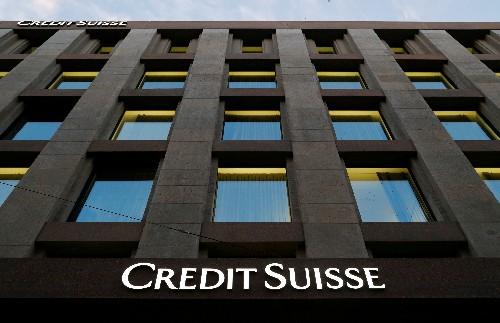 Vermögensverwaltung gibt Credit Suisse Auftrieb