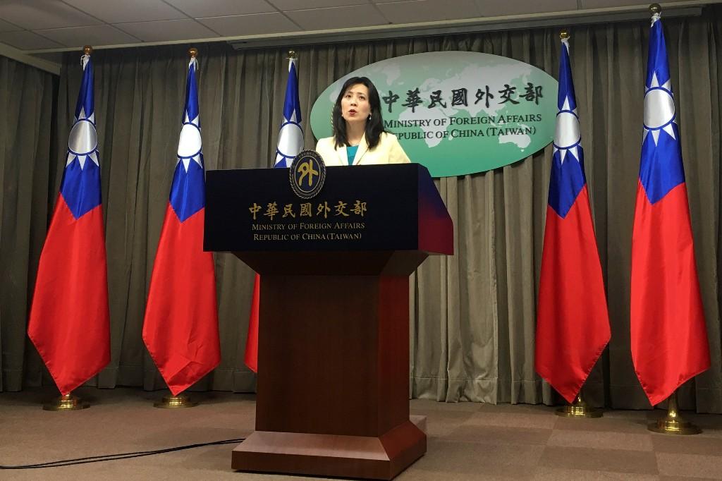 Taiwan says it won't be intimidated by China's 'hooligan' diplomats