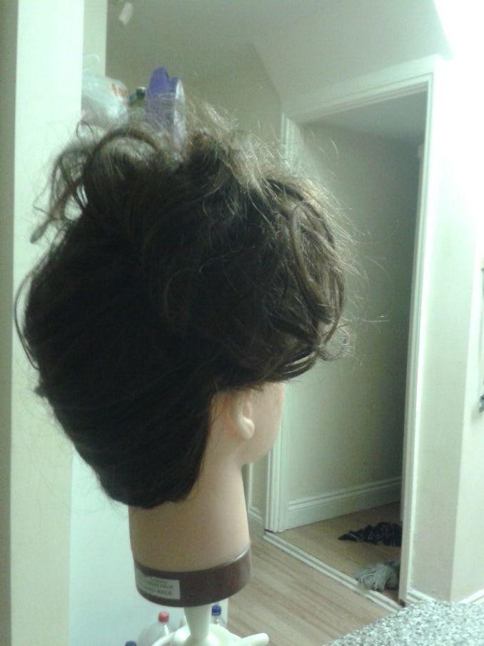 Paulas hair
