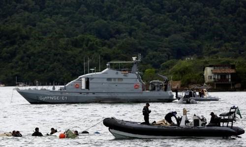 Áudio recuperado de avião que levava Teori não indica falha em aeronave, diz Folha