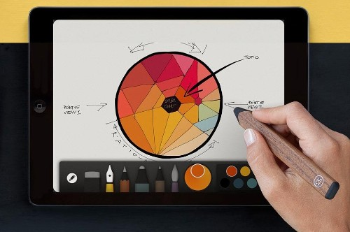 Paper makes iPad drawing tools free as it seeks to sell more Pencils