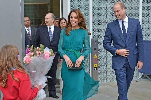 William and Kate embark on 'complex' Pakistan visit