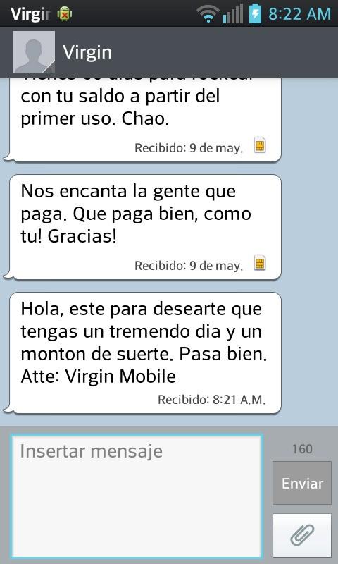 Tan bonitos los de #VirginMobileColombia jajajaja