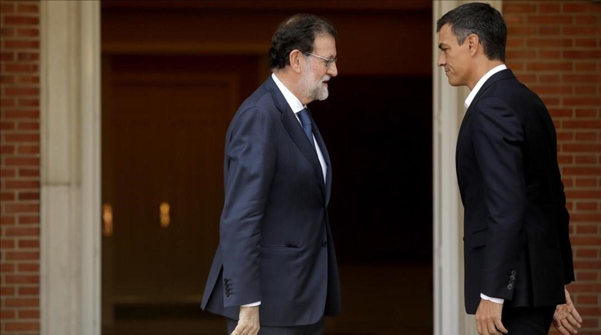 PP y PSOE se dan dos semanas para aplicar el artículo 155