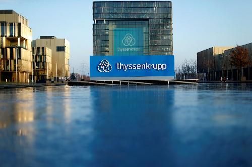 Thyssenkrupp's supervisory board backs CEO's IPO strategy