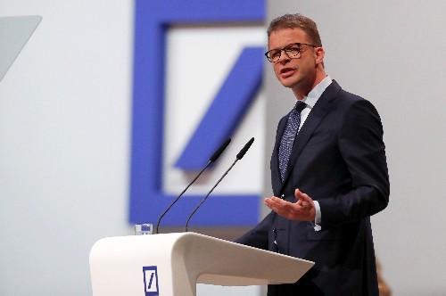 Le plan de Sewing pour Deutsche Bank à l'épreuve des investisseurs
