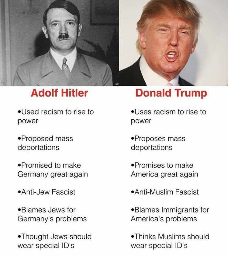 #Trump #DonaldTrump #USPresident #Racist #AntiImmigrant All This is Base on Donald Trump Toughs Topics on News: President Trump denounces anti-Semitism Topics on News: Trump: Anti-semitism, racism 'horrible', ... Topics on News: Trump: Anti-semitism, racism 'horrible', 'has to stop' He is the #1 Racists in United State and he want to end with (Anti-Semitism and Racist) !!!