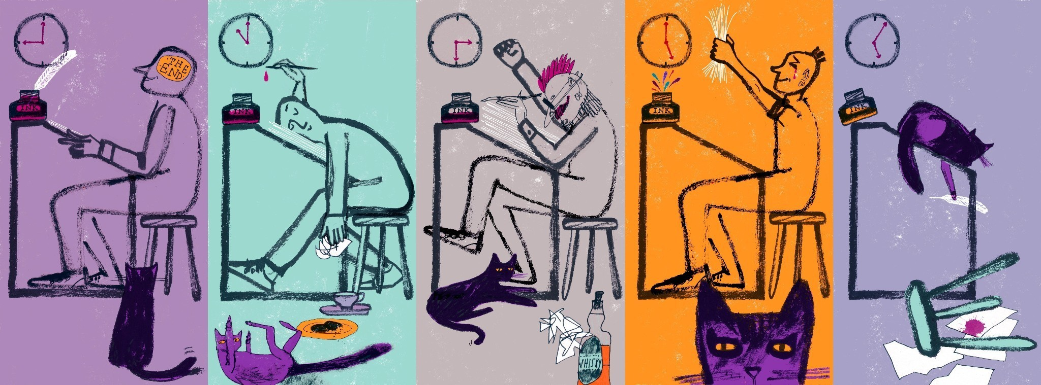My best writing tip by William Boyd, Jeanette Winterson, Amit Chaudhuri and more