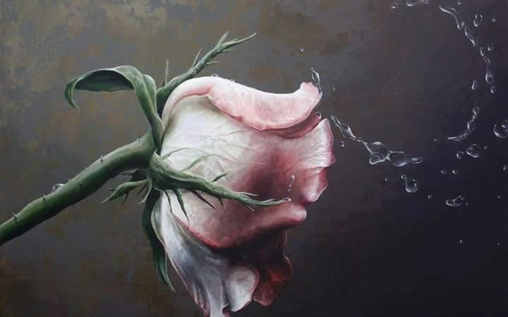 كل انسان معرض لفترة ضعف .... حتى الورد تداعبه الرياح ثم يصفعه المطر ..... لكن بدل أن ينكسر يفوح عطرا