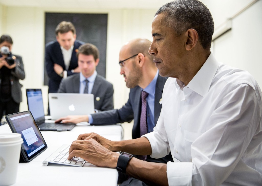 The Obama Administration Digital Transition: Moving Forward