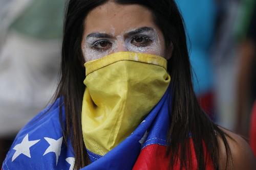 The Latest: Venezuelan lawyers seeking protection for Guaido