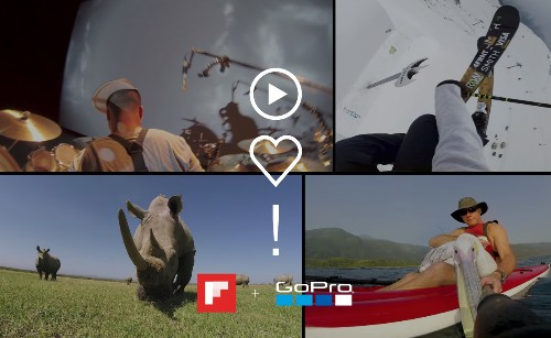Explore Inspiring GoPro Videos & Win