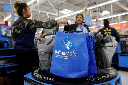 Walmart sees slower online sales growth after tepid holiday quarter