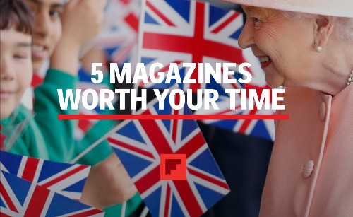 5 Magazines Worth Your Time: U.K. Edition, From Cambridge Analytica to the Royal Family