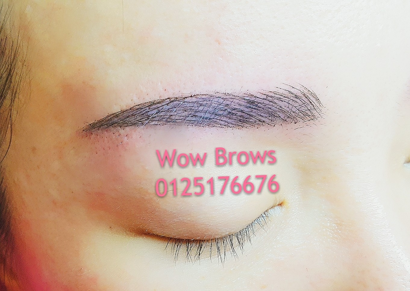 Www.facebook.com/wowbrowspenang For reservations call 0125176676