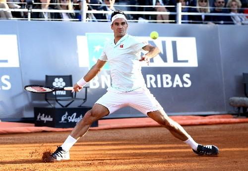 Tennis: Anticipation grows ahead of Federer's return to Paris