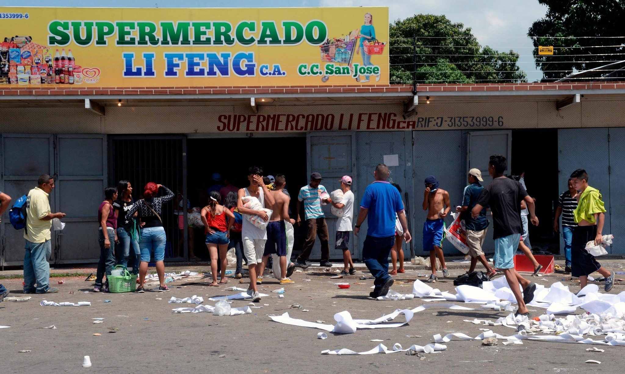 Hunger eats away at Venezuela's soul as its people struggle to survive