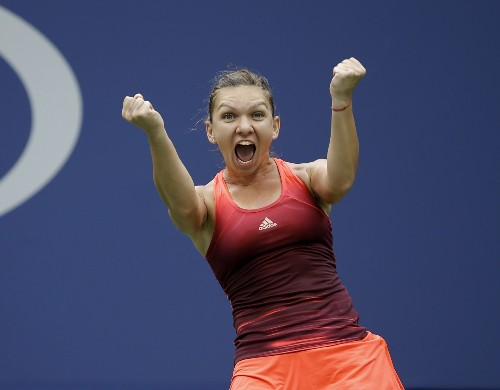 Quarterfinal Matches at the US Open: Pictures
