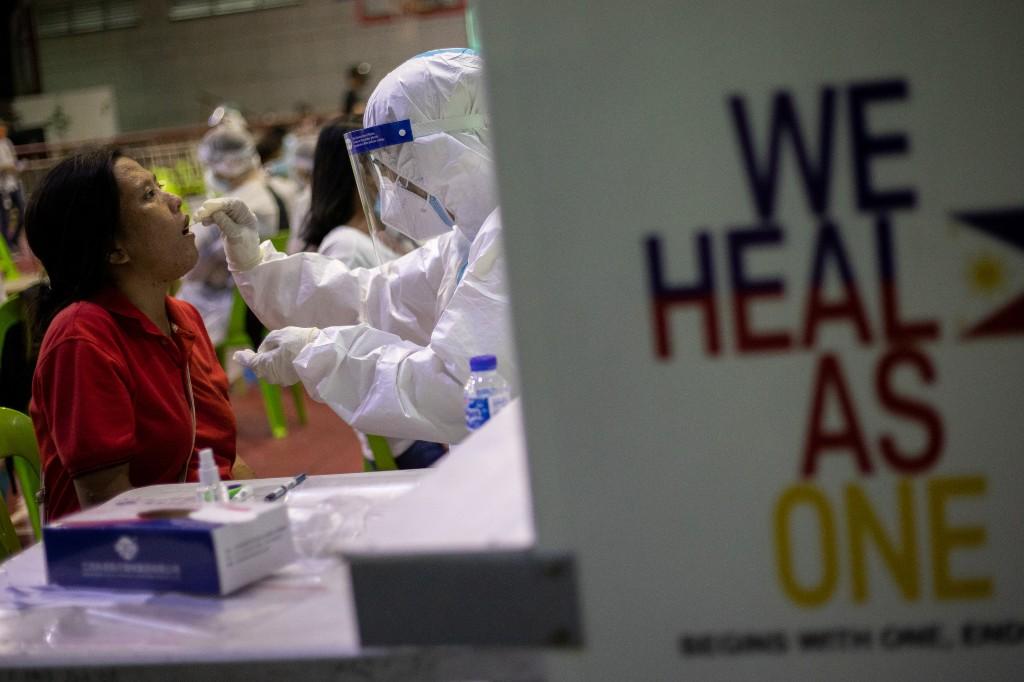 A cheaper saliva test seeks FDA approval; stroke risks in younger patients