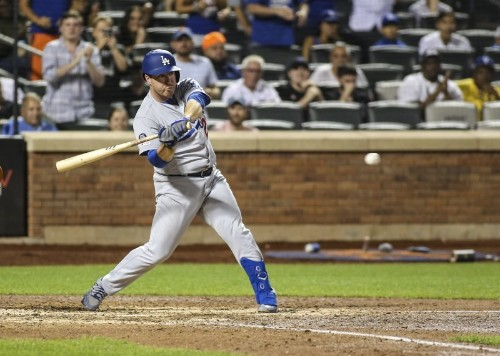 Gyorko's RBI single in 9th lifts Dodgers past Mets