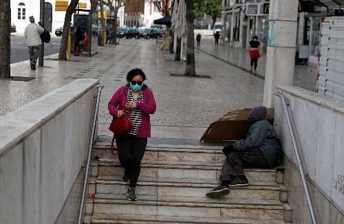 An online lifeline in Portugal for old ventilators amid coronavirus crisis
