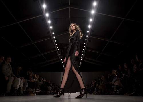 Models Hit the Runways in New York