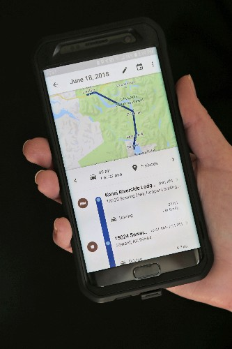 AP Exclusive: Google tracks your movements, like it or not
