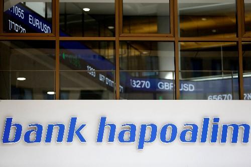 Israel's Bank Hapoalim third-quarter profit drops on Turkish operations