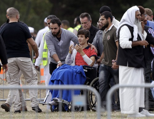 New Zealand leader vows to deny notoriety to mosque gunman