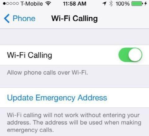 iOS8 베타3 배포…와이파이콜 기능도