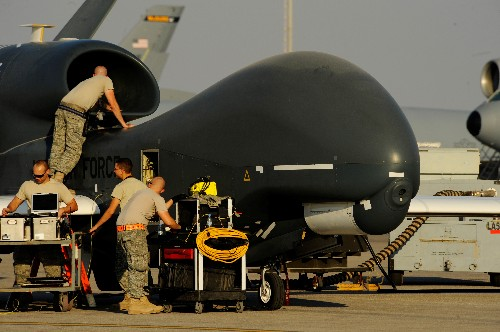 Factbox: The Global Hawk drone shot down by Iran