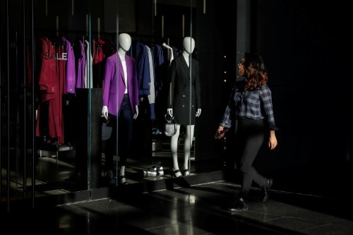 U.S. retail sales decline for third straight month in February