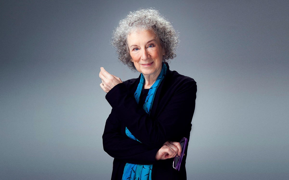 On the Red Couch with Author Margaret Atwood