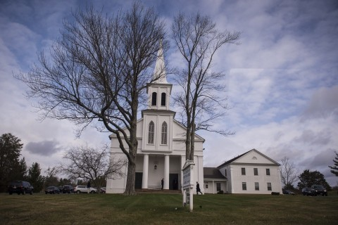 Liberal churches are dying. But conservative churches are thriving.