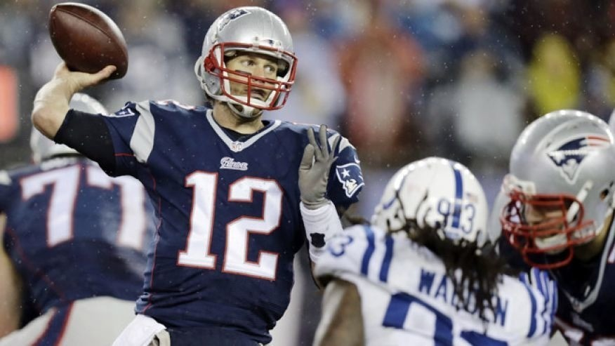 Cheating, or hot air? Brady calls claim Patriots used deflated footballs 'ridiculous'