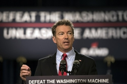 Contenders, Revealed: Rand Paul