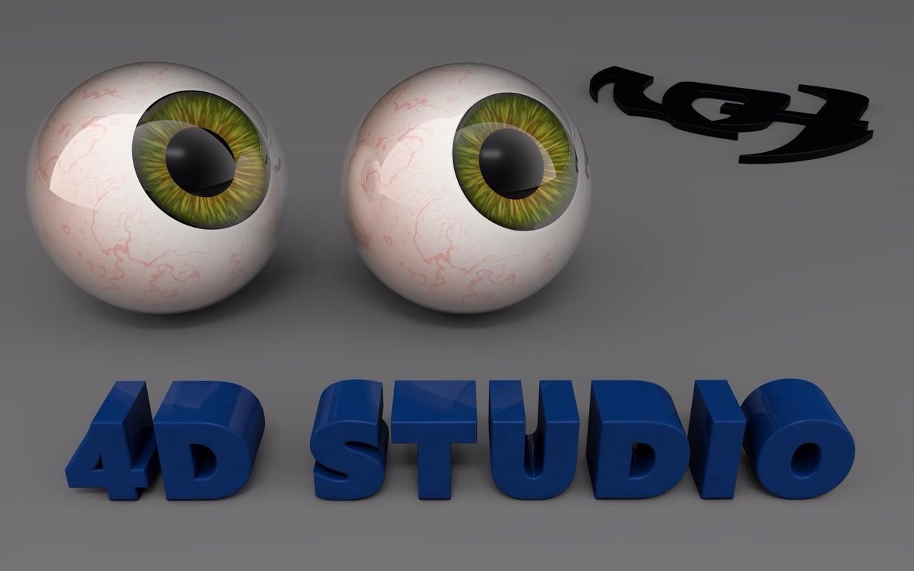 Realist Eyes 4D Studio