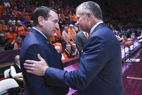 No. 10 Duke adjusts to stop Virginia Tech