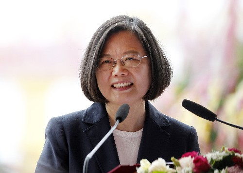 Taiwan president heads to Caribbean with US stops