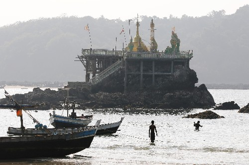 'Tarnished image': Myanmar touts troubled Rakhine as investment destination