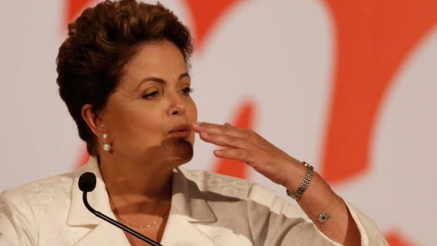 Brazil president forced into runoff election